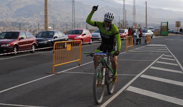 Ciclismo Mountain Bike en Gádor (Almería)