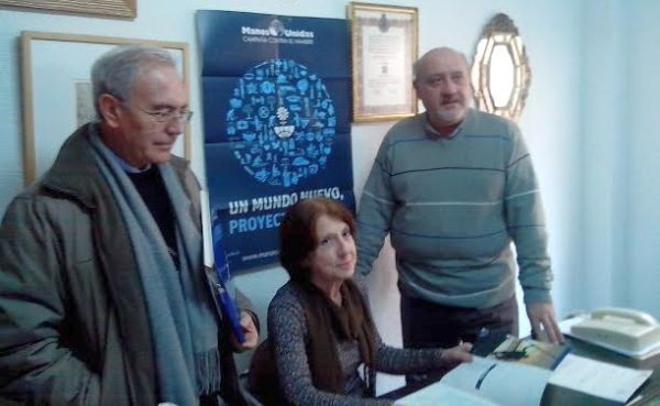 Manos Unidas Almería