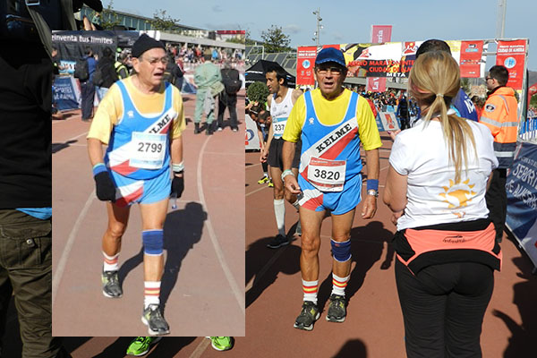 Atletismo Medio Maratón Almería