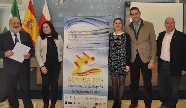 Deporte Adaptado en Almería