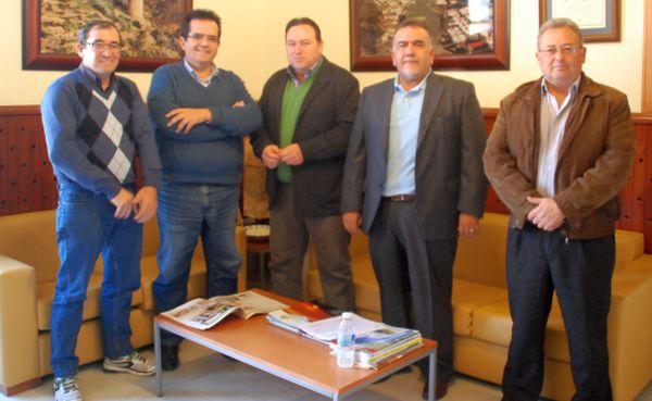 Reunión Ayuntamiento de Níjar Asaja