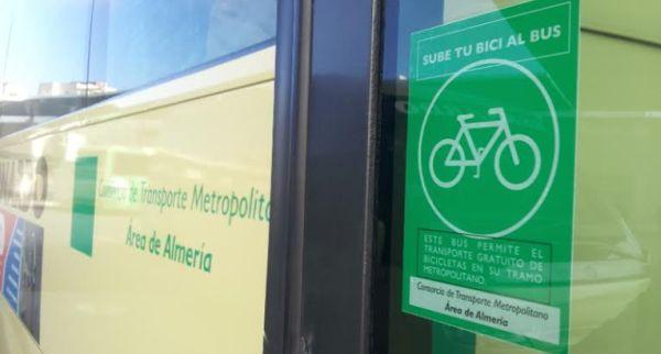 Sube tu bici al bus