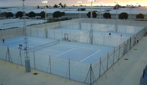 UAL Almería tenis y pádel