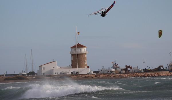 Windsurf El Ejido