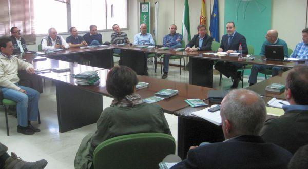 reunión sector agrícola