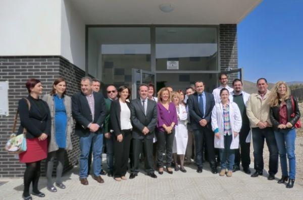Inauguración centro salud El Viso
