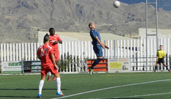 Regional Preferente fútbol modesto de Almería