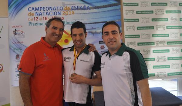 Natación Campeonato de España Deporte Adaptado