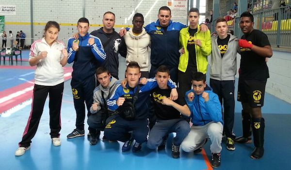 Kickboxing en Roquetas de Mar Almería