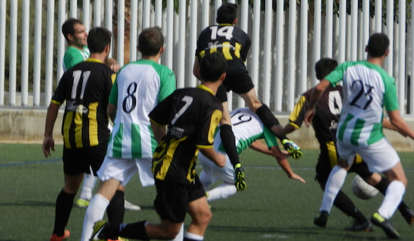 Fútbol modesto Almería