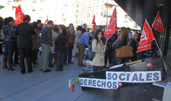 Protesta Registro Civil