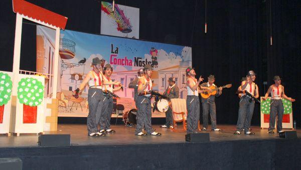 Carnaval la concha nostra