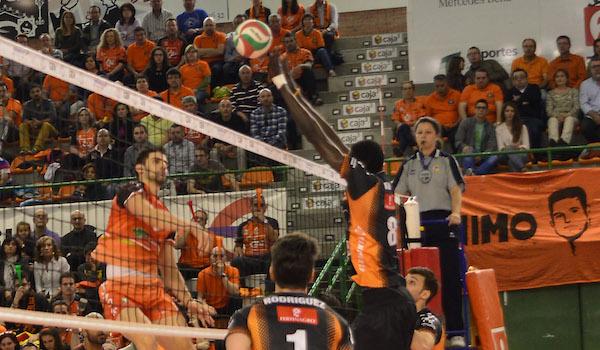 Superliga voleibol Unicaja Almería