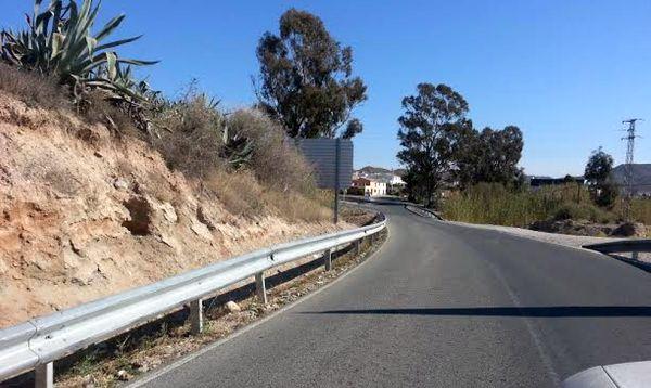 Carretera Zurgena