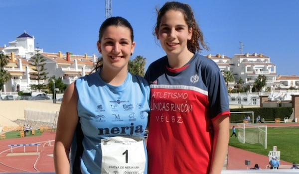 Atletismo Almería Campeonato de Andalucía