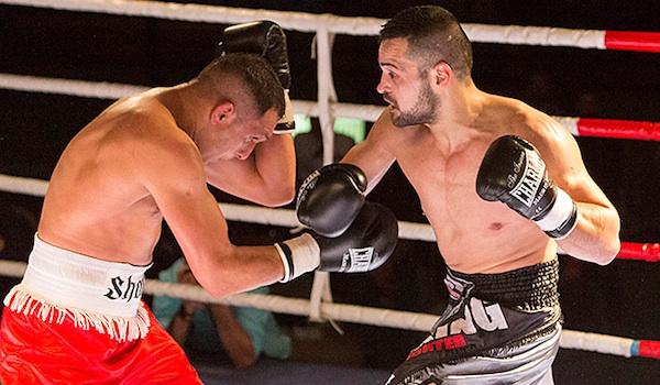 Boxeo en Almería