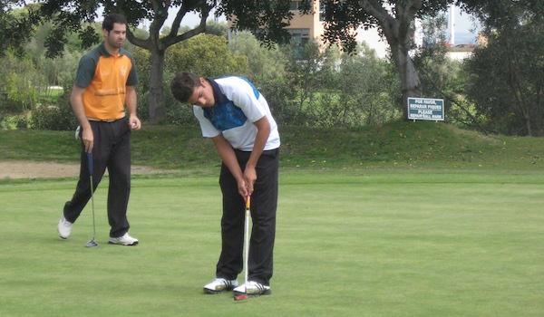 Universidad de Almería Campeonato de España de golf