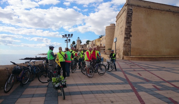 Almería cicloturismo