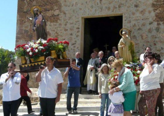 San Benito en Vícar