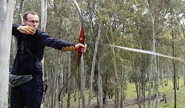 Liga de Andalucía recorrido por bosque