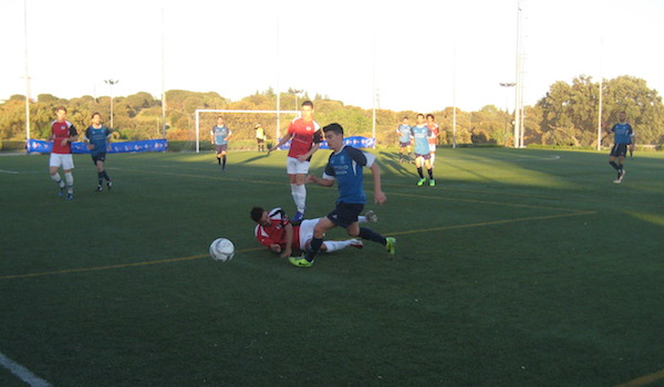 Campeonato de España Fútbol Universidad de Almería