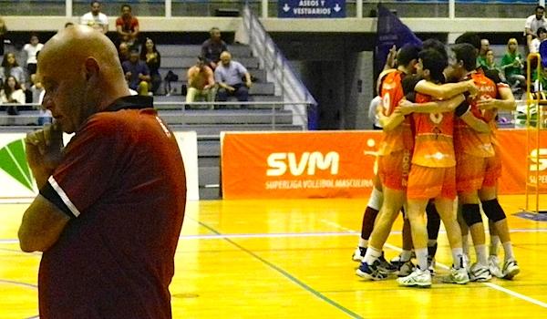 Almería ante Ibiza voleibol Superliga