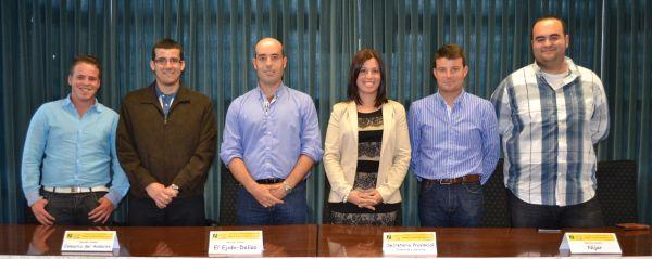 nueva ejecutiva de JJAA de Coag Almería