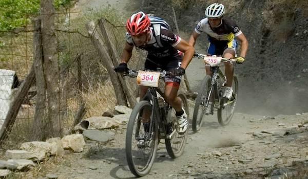 Ciclismo bicicleta de montaña Almería