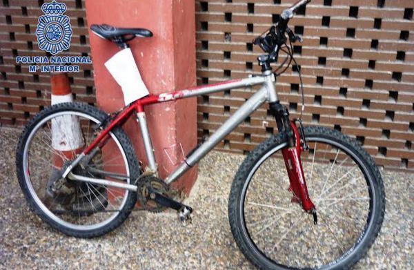 Bicicleta ladrón