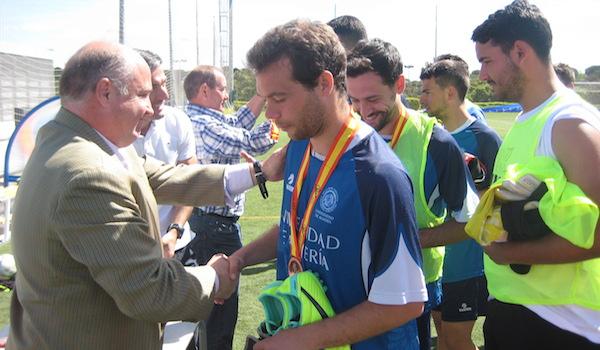 Universidad de Almería Campeonato de España