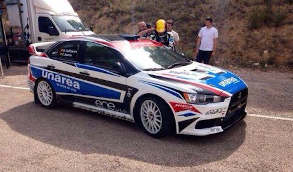 Automovilismo Rallye Costa de Almería