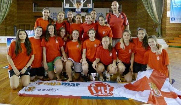 Baloncesto Femenino Campeonato de Andalucía