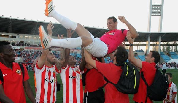 UD Almería Liga BBVA Real Oviedo