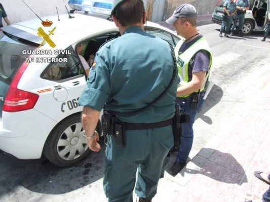 Guardia Civil Albox