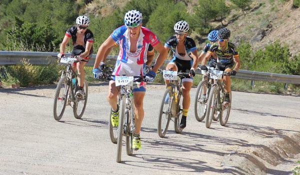 Maratón de bicicleta de montaña