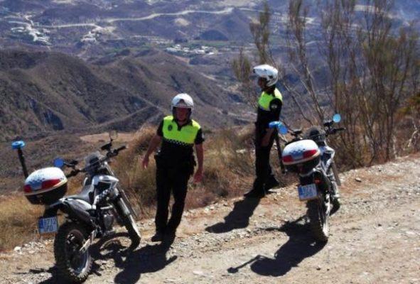 Policía local Carboneras