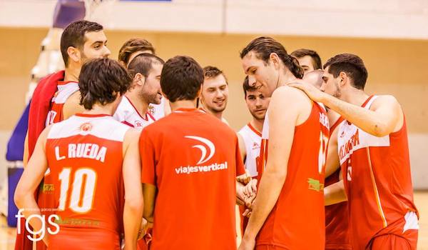 Baloncesto ascenso a Liga EBA