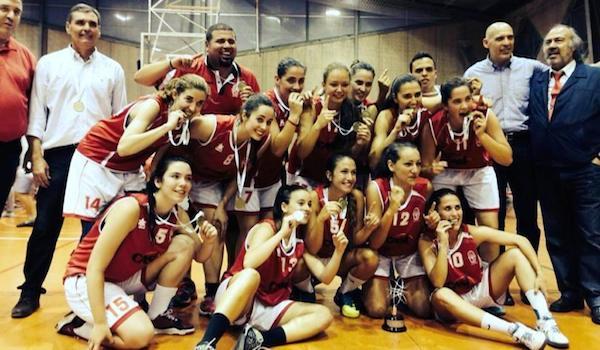 Baloncesto femenino Andalucía