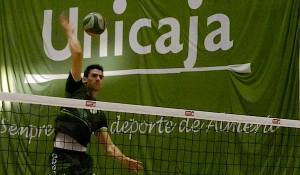 Final Superliga Voleibol Unicaja Almería CAI Teruel