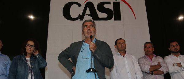 Victoria Miguel Vargas nuevo presidente de CASI