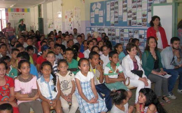 Alumnos El Puche