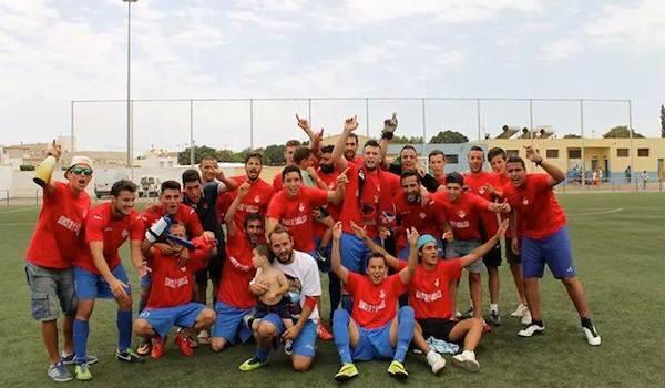 Fútbol modesto de Almería Regional Preferente