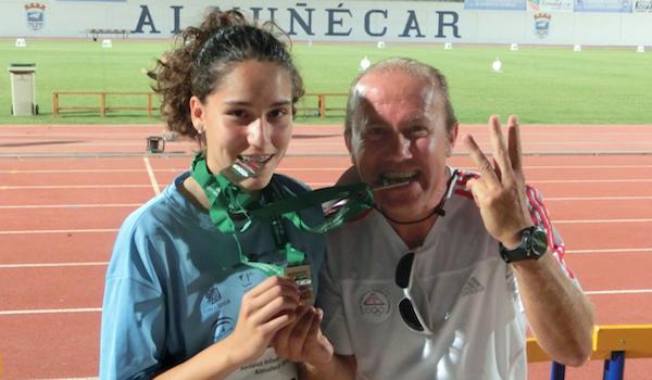 Atletismo Campeonato de Andalucía