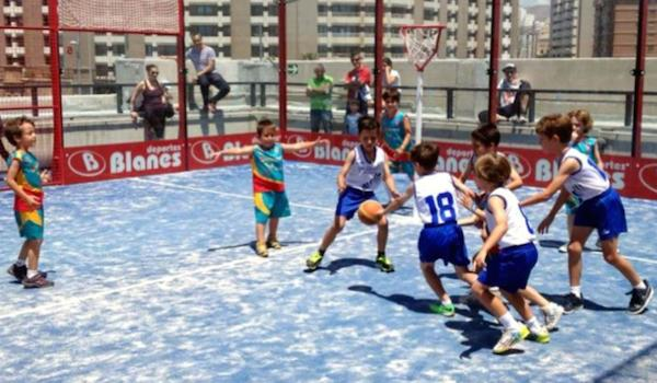 Basket en Almería