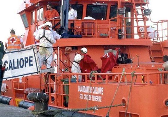 Caliope Salvamento Marítimo