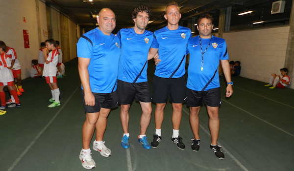 Liga BBVA Cantera