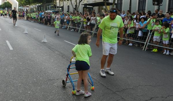 Atletismo Popular en Almería
