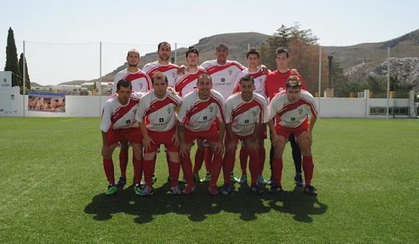 Fútbol modesto de Almería