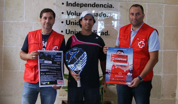 Pádel y solidaridad en Almería
