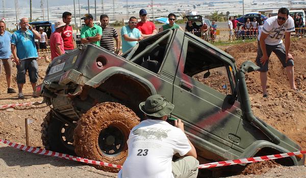 Motor en Almería
